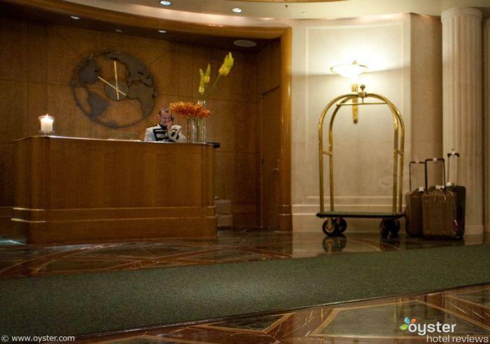 El Sofitel New York tiene un conserje Les Clefs d'Or.