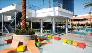 Wirklich coole Stühle im Palms Casino Resort ...