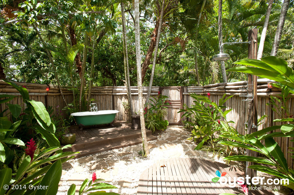 Wash Away Your Inhibitions 10 Hotels With Outdoor Showers Oyster Com