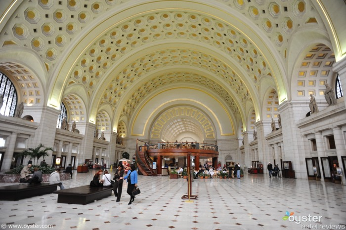 Washington, D.C.'s impressive Union Station