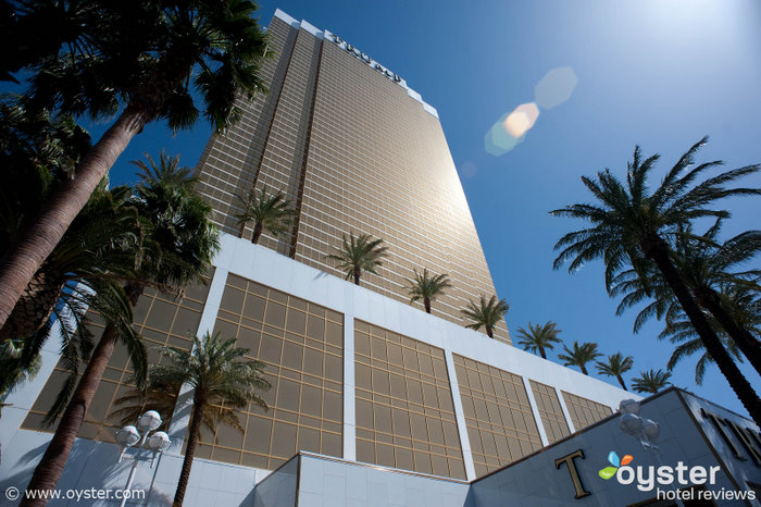 Trump International Hotel & Tower in Las Vegas. Donald Trump -- not surprisingly -- is one of the 10 richest hotel owners in America.