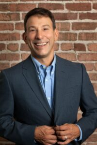 Mike DeFrino, Chief Operating Officer of Kimpton Hotels & Restaurants