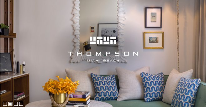 Image courtesy of Thompson Hotels