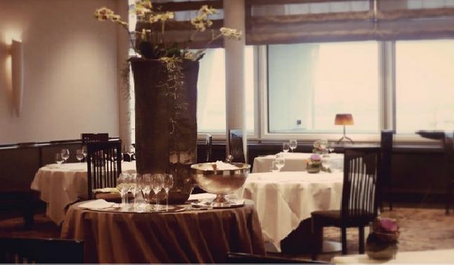 Michelin-starred Top Air; Photo Credit: Restaurant Website