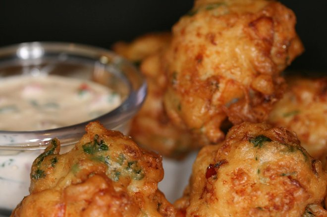 Conch Fritters at Fresh Catch (Photo credit: Facebook/Fresh Catch)