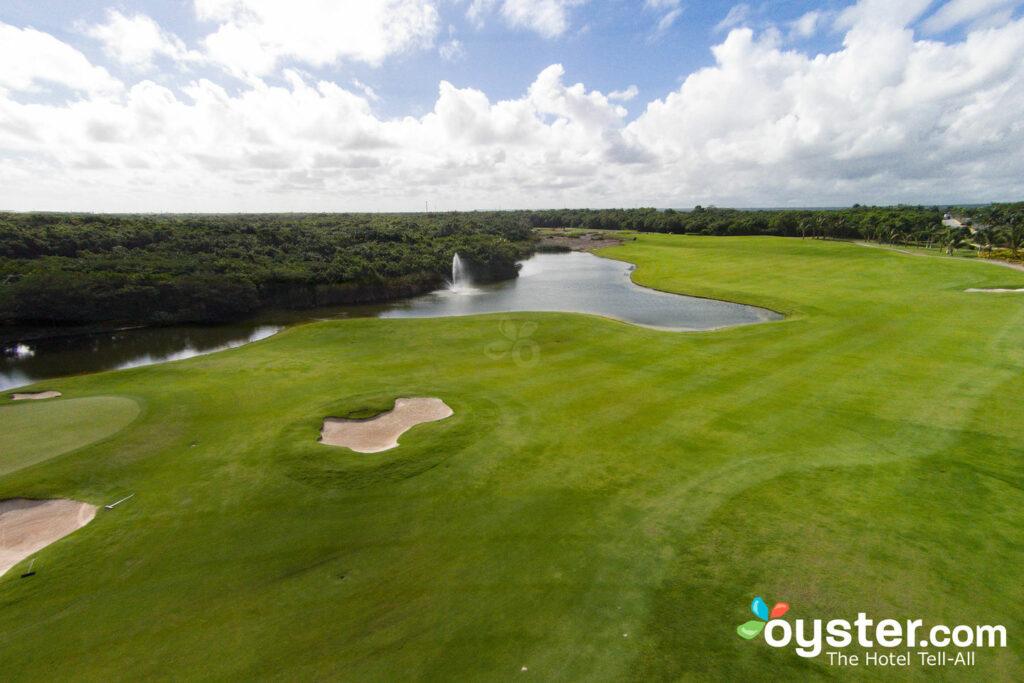 Golf Course at Hard Rock Punta Cana