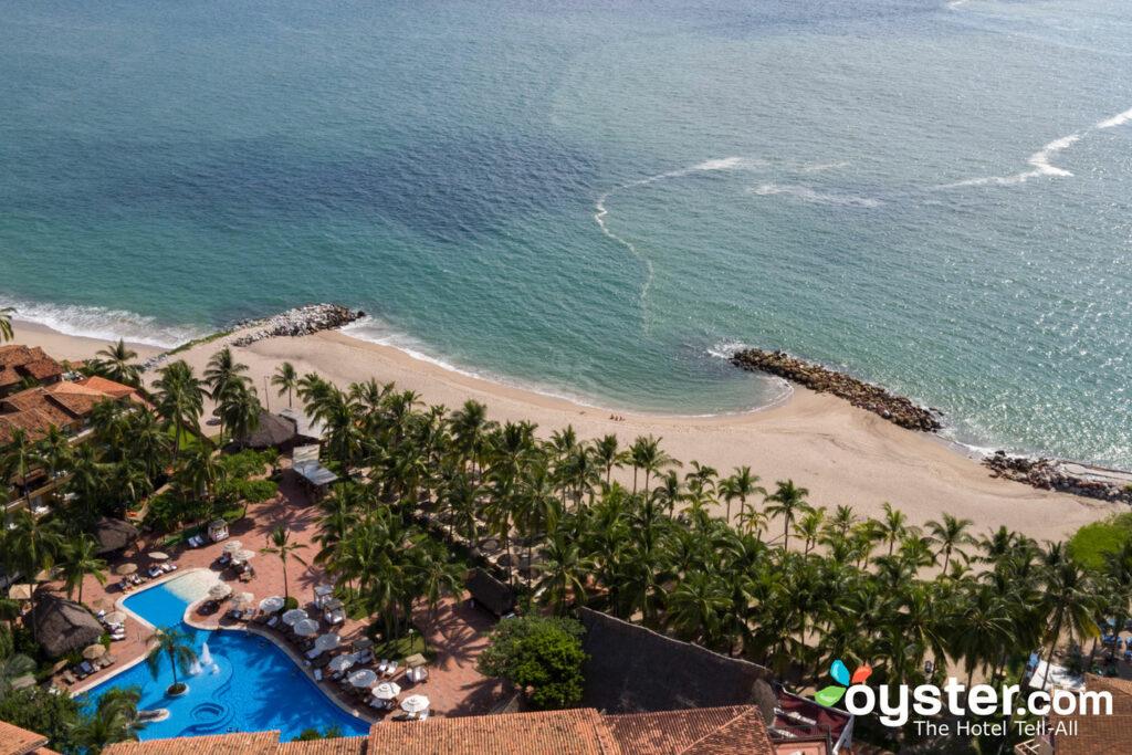 Vista aérea de Fiesta Americana Puerto Vallarta / Oyster