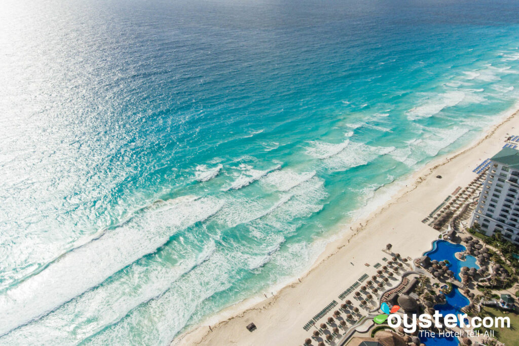 Hard Rock Hotel Cancun / Ostra