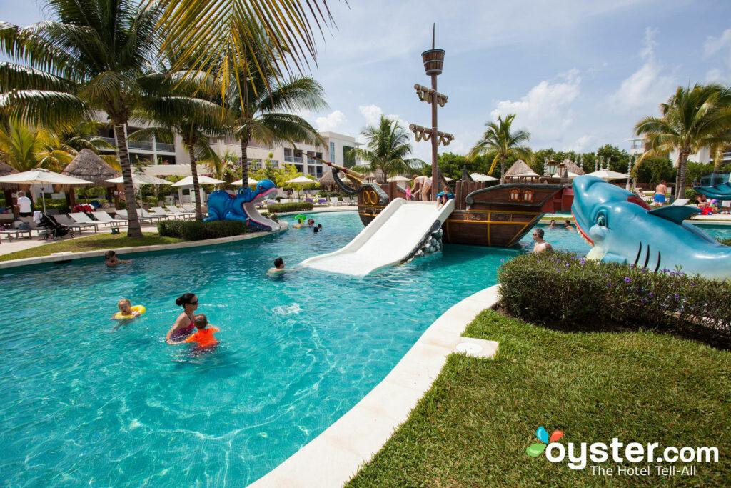 Pool at Paradisus Playa Del Carmen La Esmeralda
