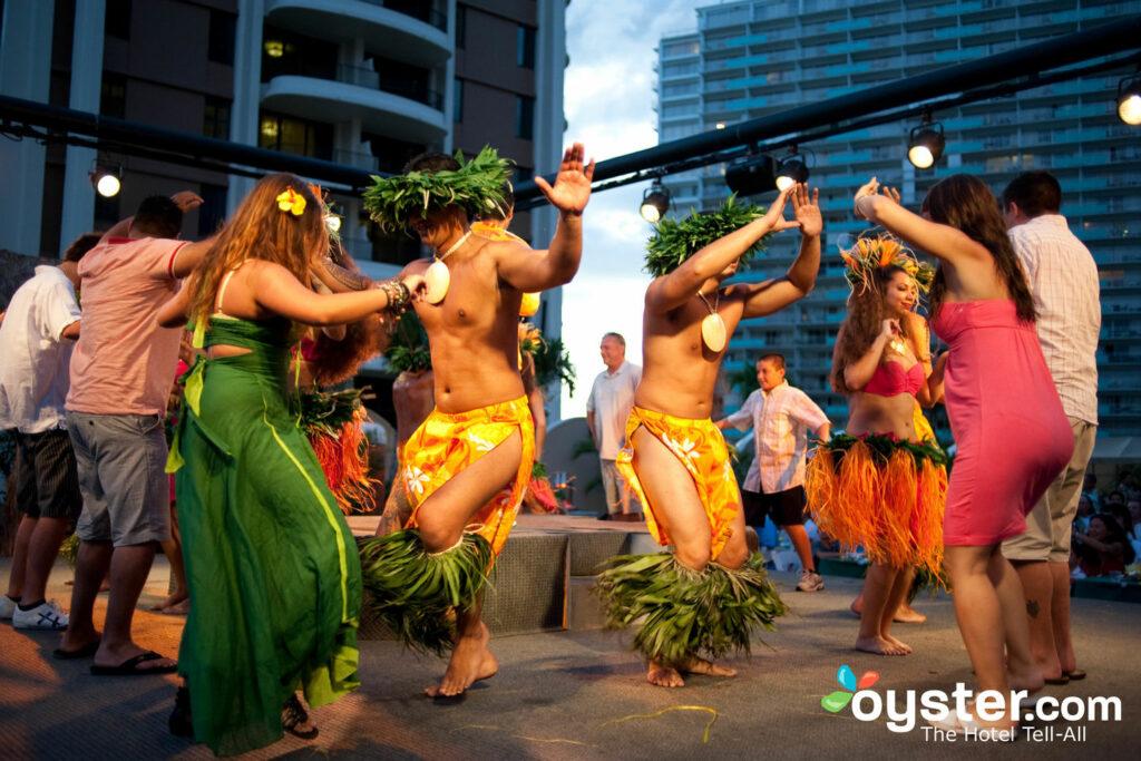 Luau at Grand Waikikian by Hilton Grand Vacations Club