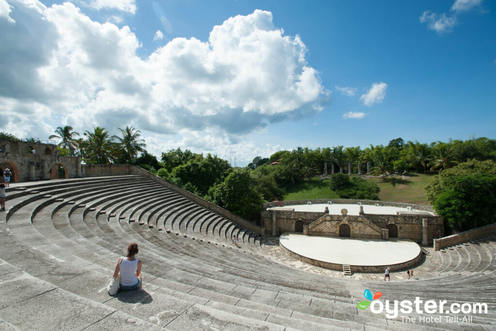 Amphitheater at Casa de Campo Resort & Villas