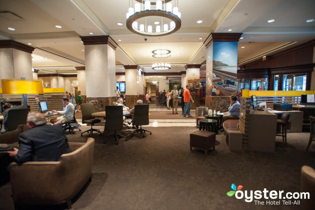 Sheraton New York Times Square Hotel: Review + Updated Rates