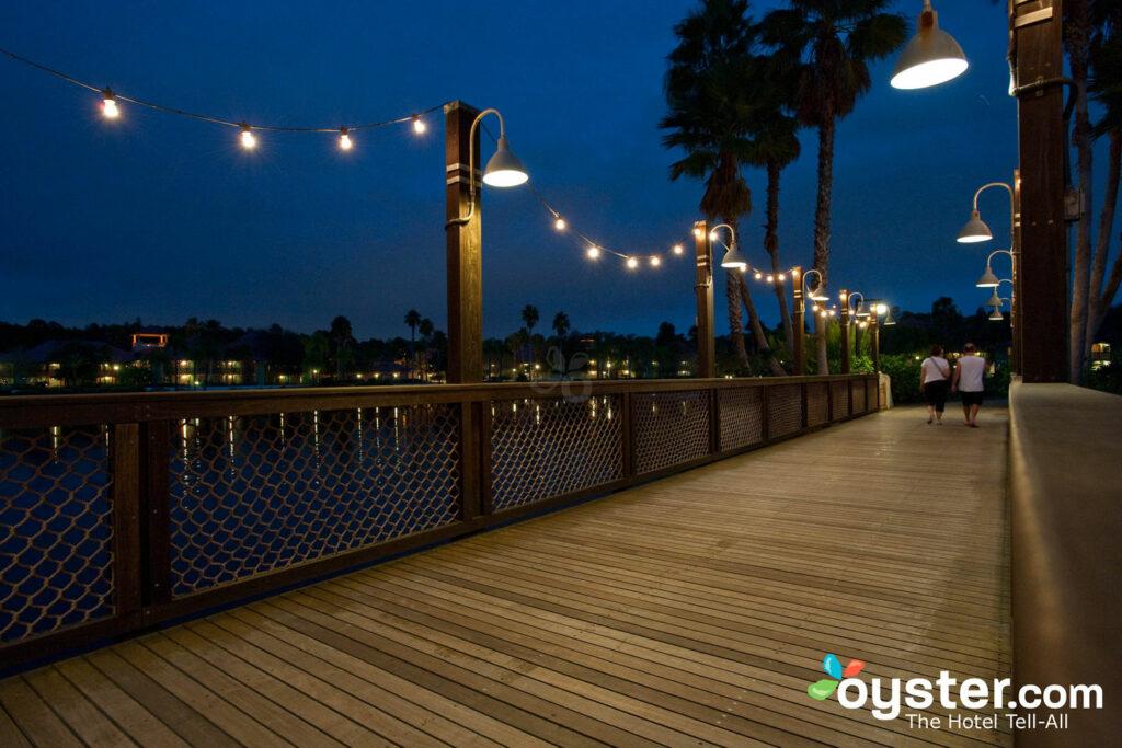 Lago Dorado im Disney Coronado Springs Resort / Oyster