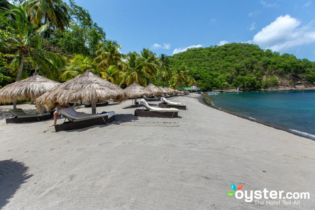 Rooms: Best Beaches In St. Lucia