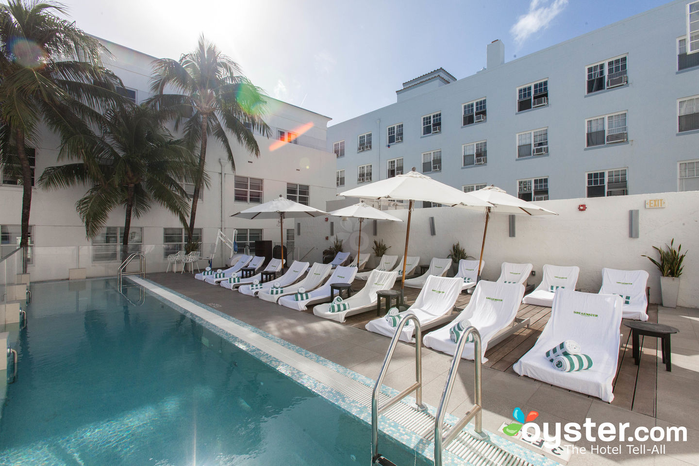 hotel breakwater south beach detailed review  photos