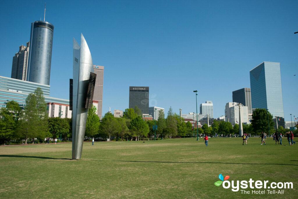 Centennial Park, Atlanta / Oyster