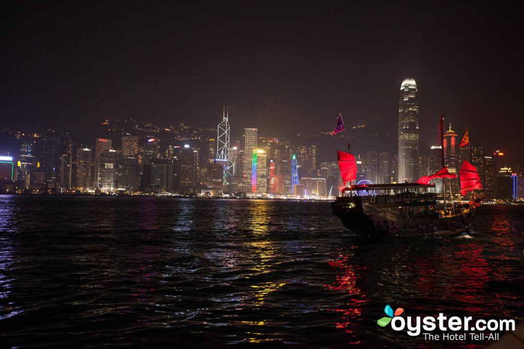 Victoria Harbor / Oyster