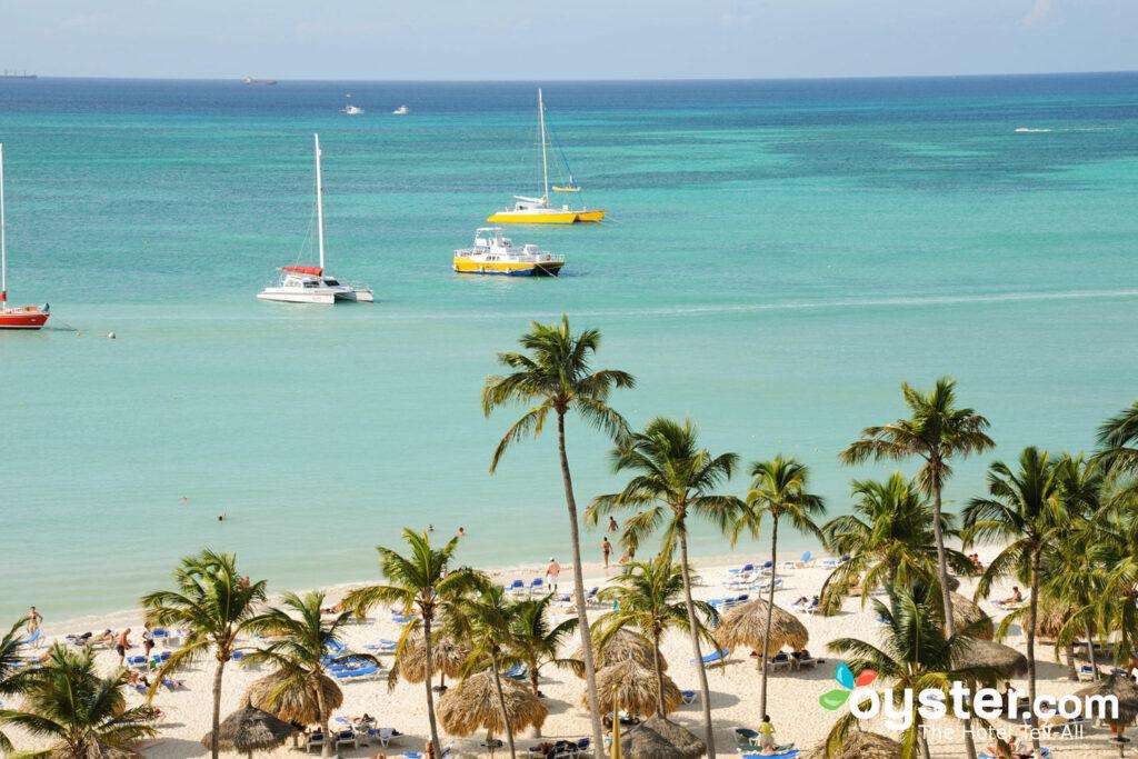 Hotel Riu Palace Aruba