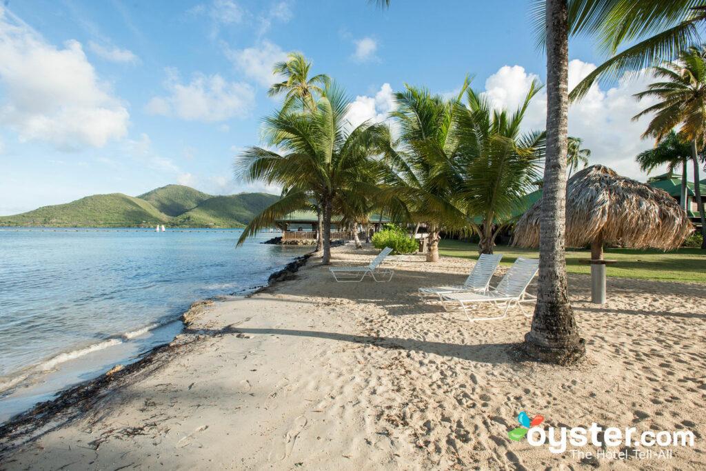 Angra do Club Med Buccaneer, Martinica / Ostra