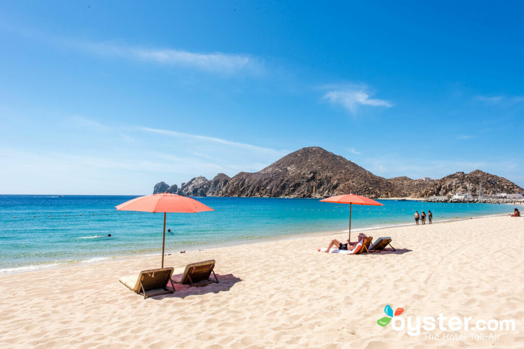 Medano Beach à l'Hacienda Beach Club & Residences à Cabo San Lucas
