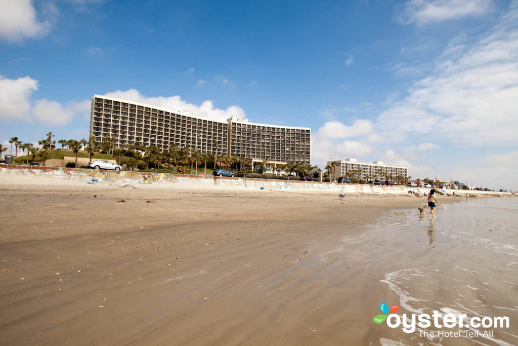 The San Luis Resort is a massive beachfront property with plenty of amenities.