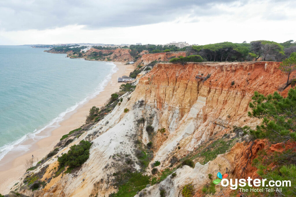 Beach at the Pine Cliffs Residence, a Luxury Collection Resort, Albufeira/Oyster