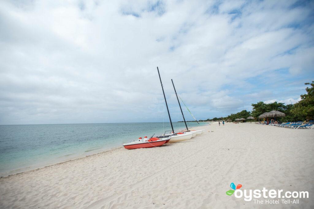 Strand im Brisas Trinidad del Mar