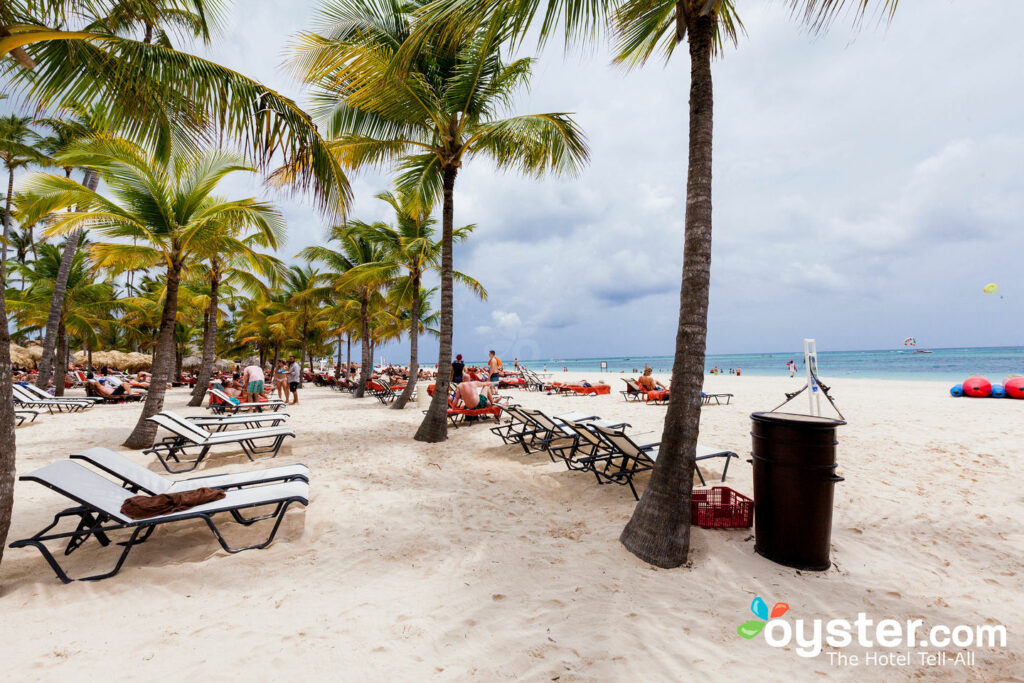 Beach at Secrets Royal Beach Punta Cana
