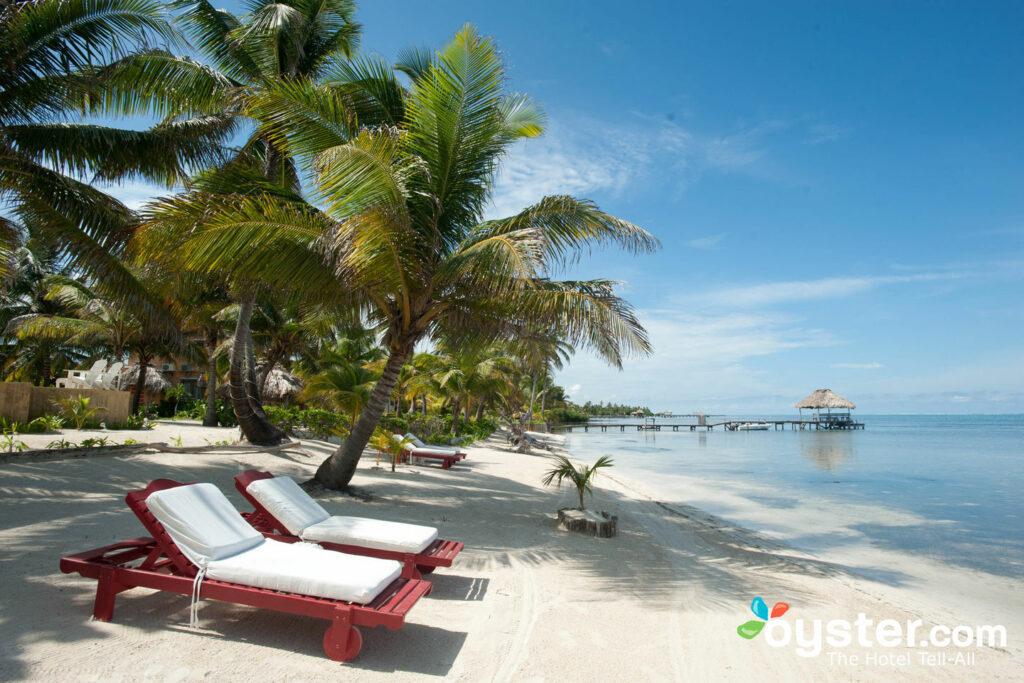 Portofino Beach Resort in Ambergris Caye