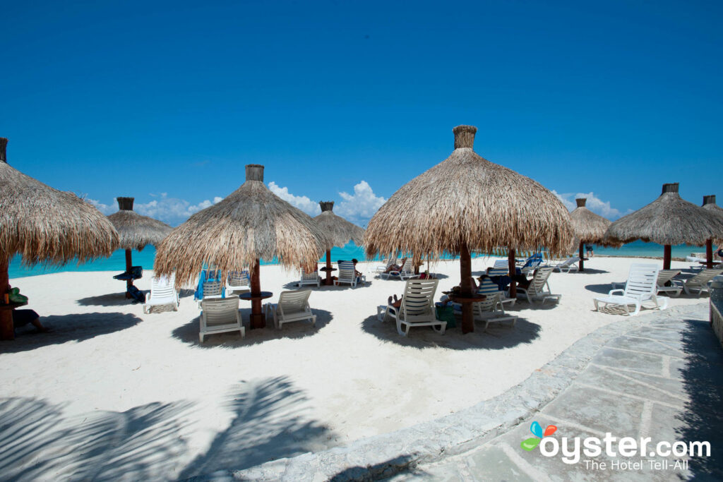 El Cozumeleno Beach Resort/Oyster
