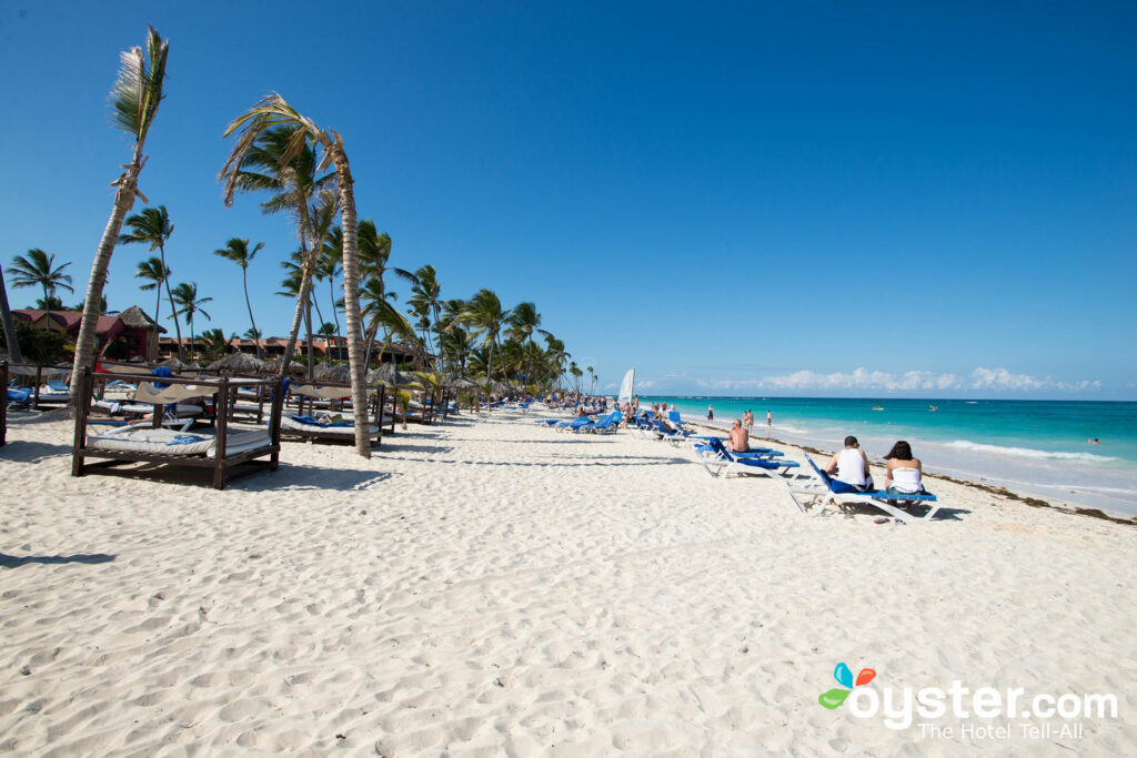Beach at Punta Cana Princess All Suites Resort & Spa