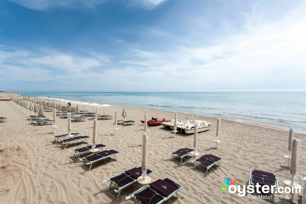 Vivosa Apulia Resort / Oyster