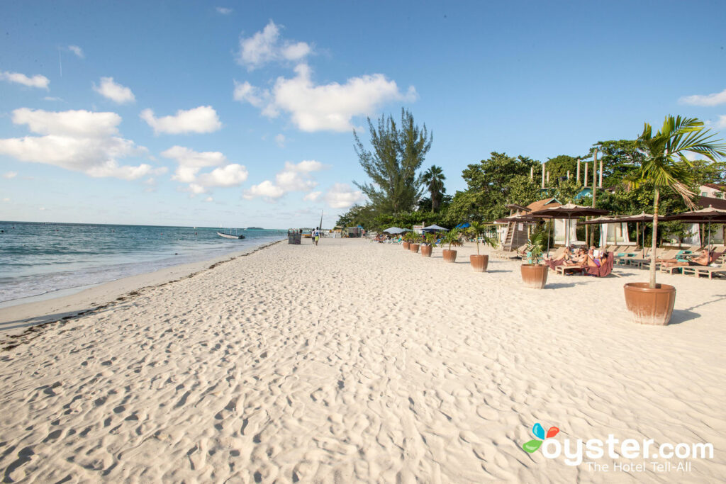 Sandy Haven Resort on Seven Mile Beach in Negril