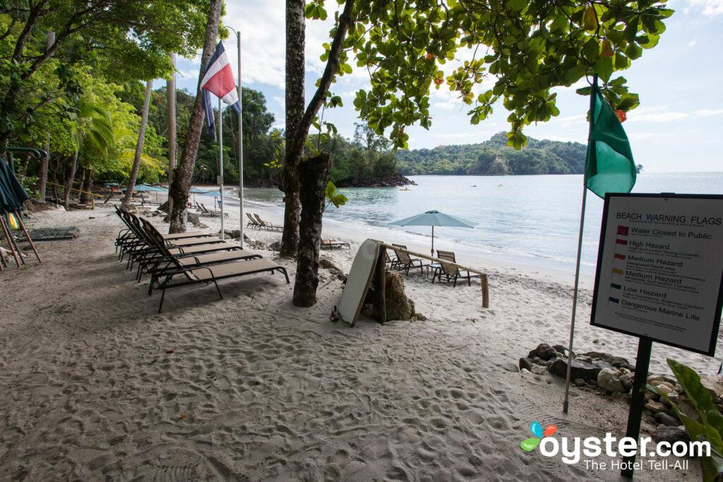 Spiaggia al Tulemar Bungalows & Villas