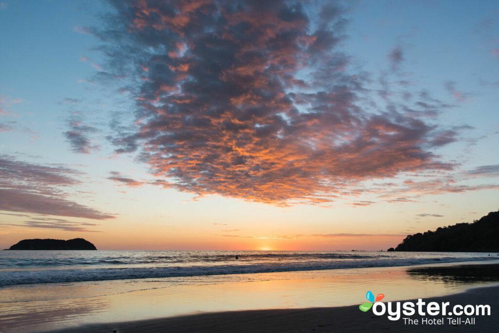 Playa en el Hotel Karahe, Costa Rica / Oyster