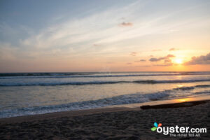 Beach at Pranamar Villas and Yoga Retreat