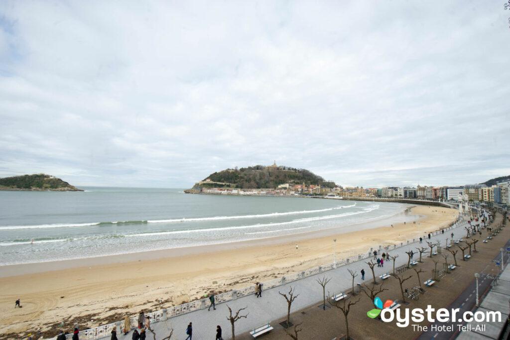 Playa de la Concha, São Sebastião / Ostra