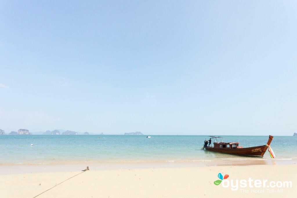 Phang Nga Bay views from Koyao Island Resort.