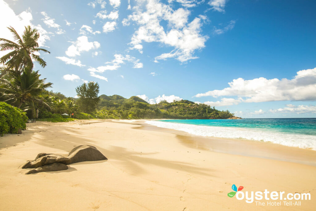 Onde ficar:Banyan Tree Seychelles na ilha Mahé. (foto)