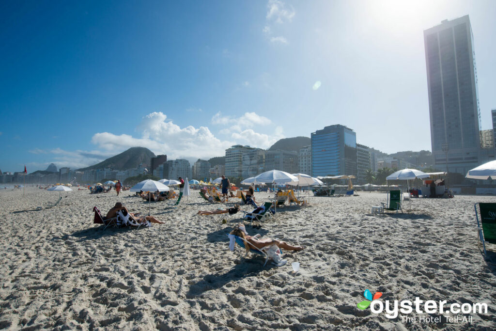 Just off of Rio's stunning Copacabana Beach sit some of Brazil's most famous brothels.