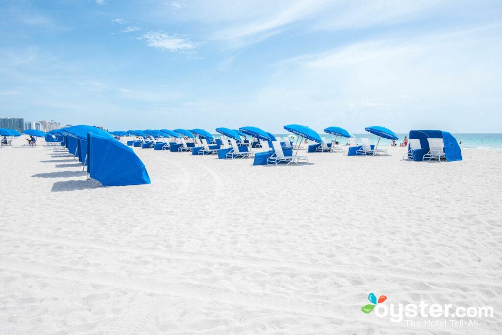 Playa en Suites en Congress Ocean Drive / Oyster