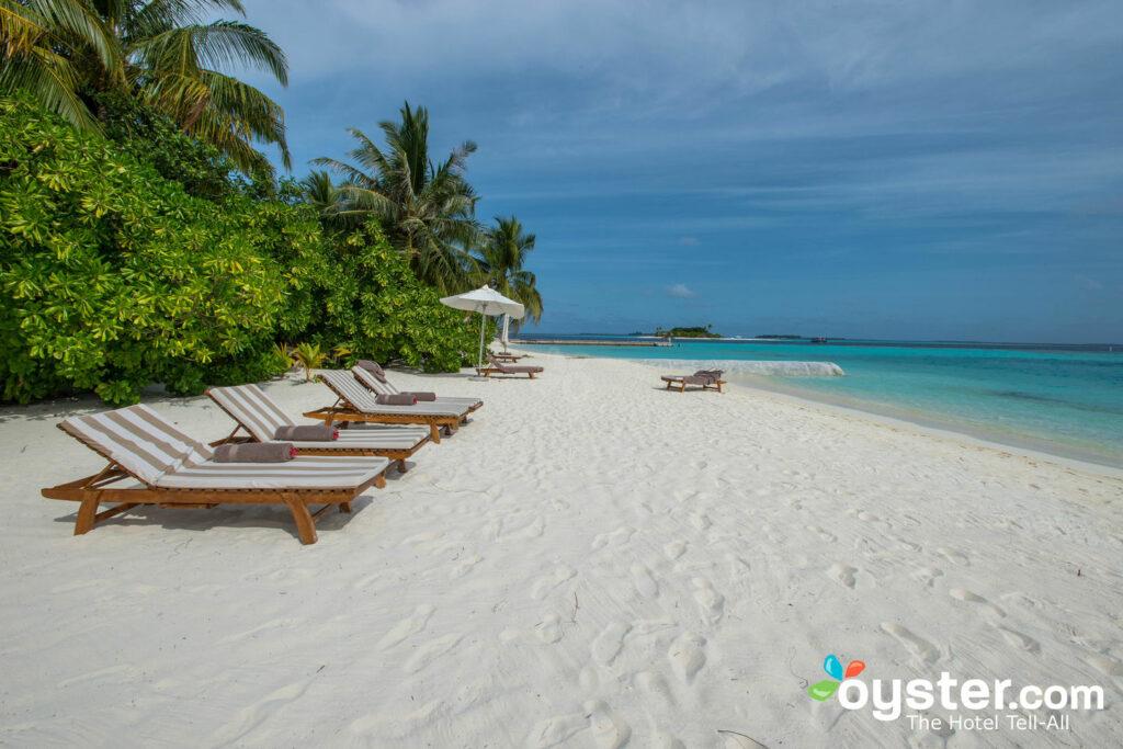 Spiaggia al Maafushivaru