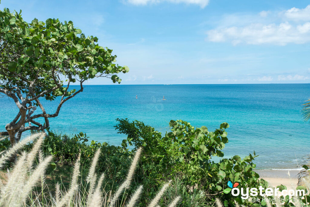Praia no W Retreat & Spa - Ilha de Vieques