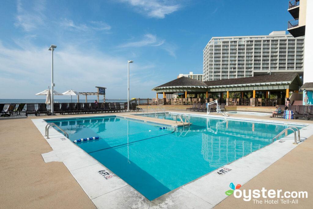 Myrtle Beach Resorts >> Hilton Myrtle Beach Resort Detailed Review Photos Rates 2019