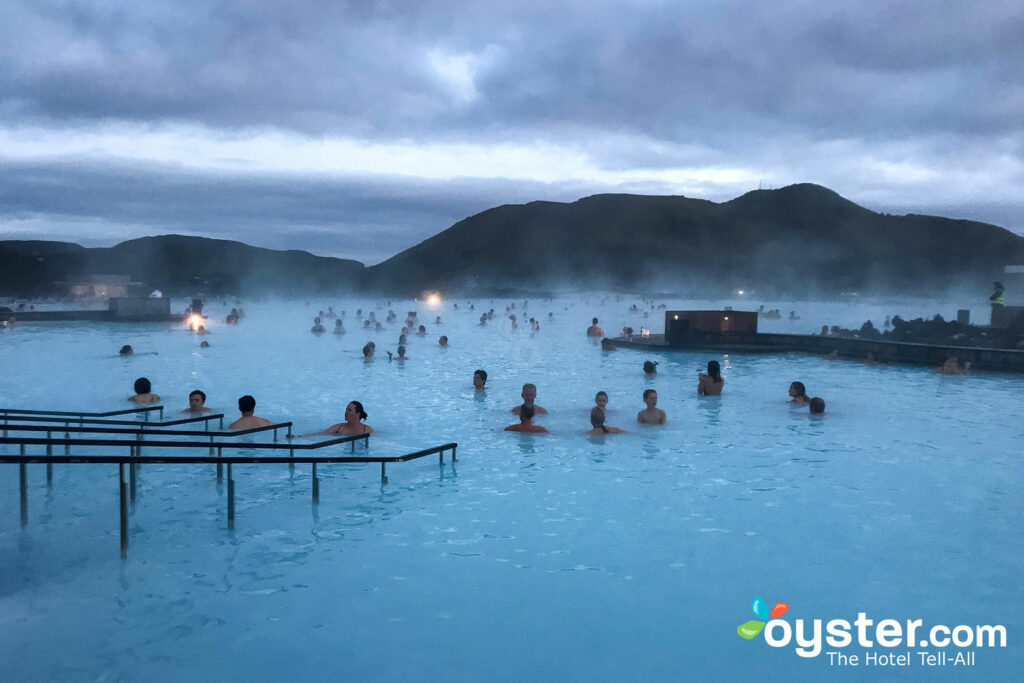 Blue Lagoon, Iceland/Oyster