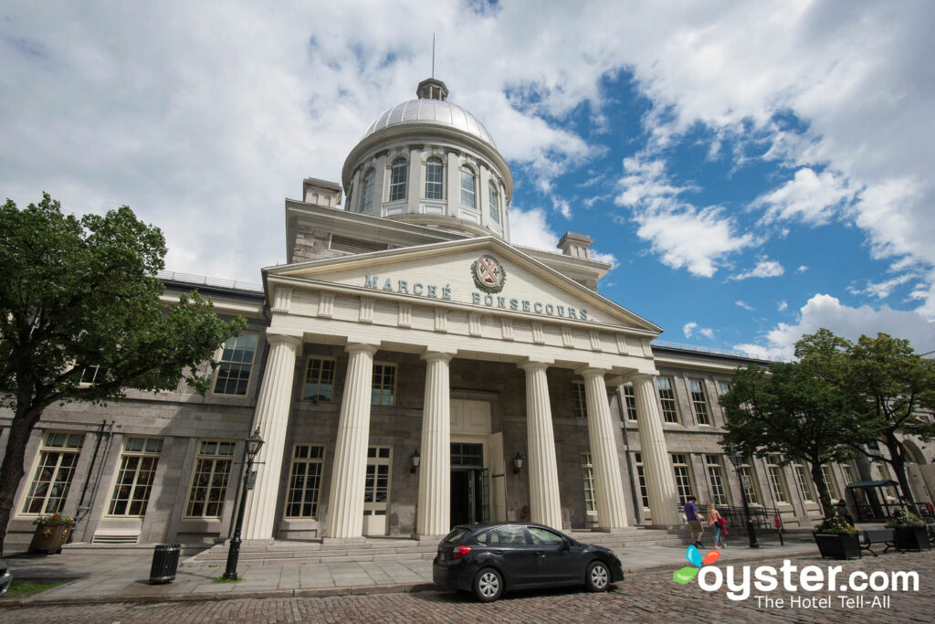 Bonsecours Market Dome