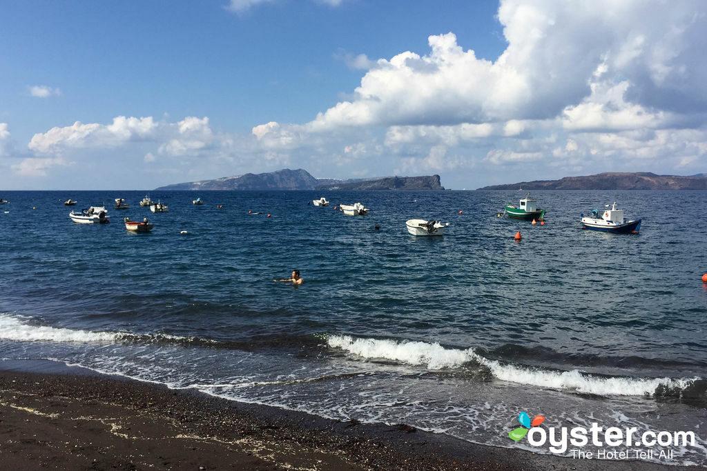 Caldera Beach / Auster