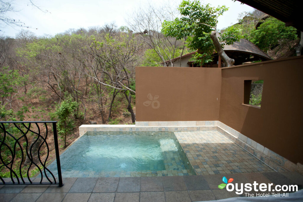 Canopy Plunge Pool Suite im Four Seasons Resort in Costa Rica / Oyster