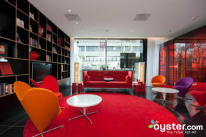 canteenM at the citizenM Amsterdam City