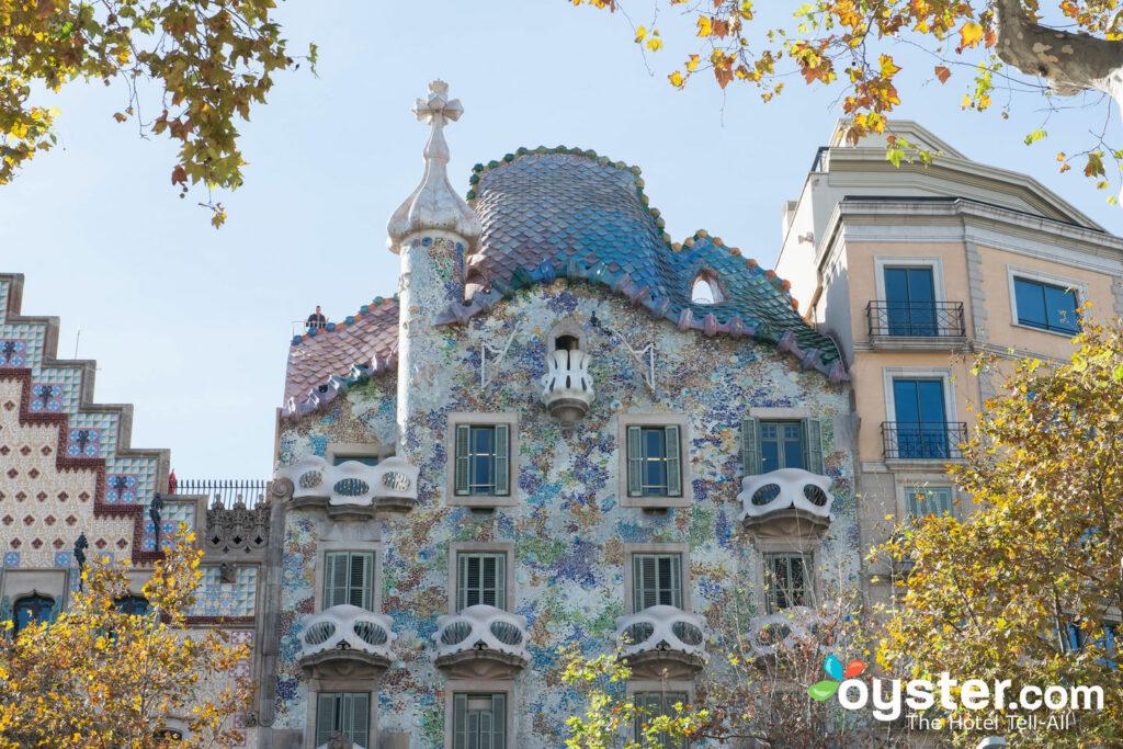 Barcelona / Oyster